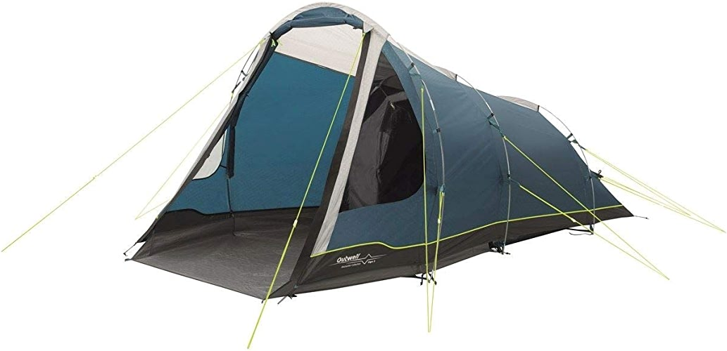 Outwell Vigor 3 Encounter 3 Man Tunnel Tent bleu
