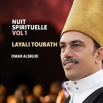 Nuit spirituelle, vol. 1 (Layali Tourath) [Inshad]