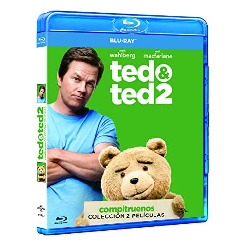 Pack Ted (Ted + Ted 2) [Blu-ray] a buen precio