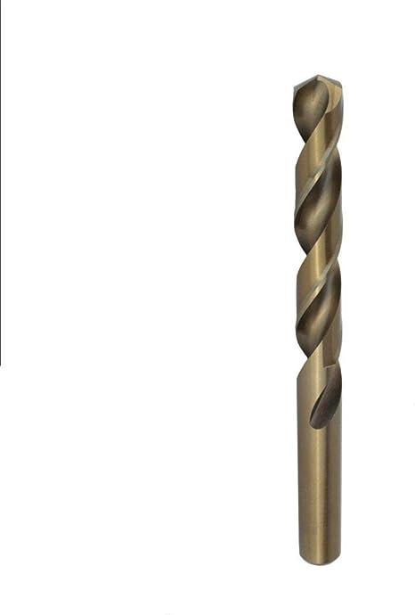 HSS Metallbohrer Spiralbohrer Eisenbohrer Stahlbohrer Ø 19.0 mm Bohrer 2 Stück