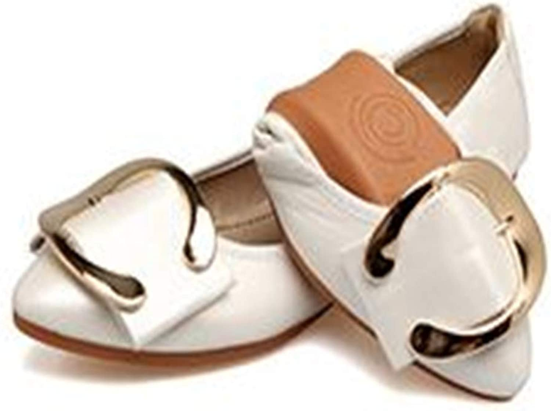 Women Ballet Flats Rhinestone Flower Casual Slip-B-on Comfort Walking shoes