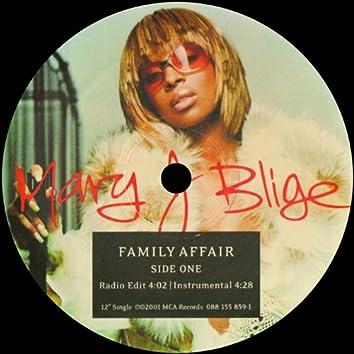 Family Affair (Remixes)