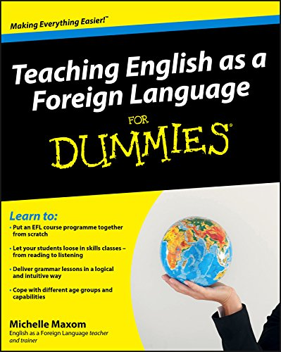 Teaching English as a Foreign Language For Dummies (English Edition)
