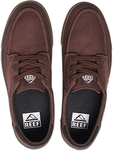Reef Deckhand 3, Zapatillas Hombre, Brown/Gum, 43 EU
