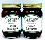 Artisan's Choice Pickled Baby Beets (Pack of 2)