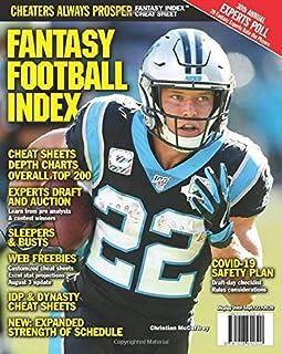 Fantasy Football Index 2020