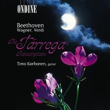 Guitar Recital: Korhonen, Timo - Beethoven, L. Van / Wagner, R. / Verdi, G.