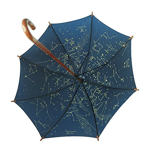 Paraguas Planisferio luminiscente infantil - 78 cm