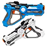 Best Choice Products Set of 2 Infrared Tag Blasters w/ Life Tracker