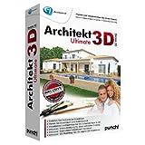 Avanquest Architekt 3D X5 Ultimate - Software de diseño automatizado (CAD) (DEU, 4500 MB, 512 MB, 1 Ghz Intel Pentium)
