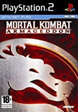 Mortal Kombat: Armageddon By Midway - PlayStation 2
