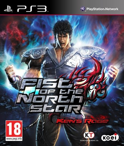 Fist of the North Star - Ken's Rage (PS3) [Edizione: Regno Unito]