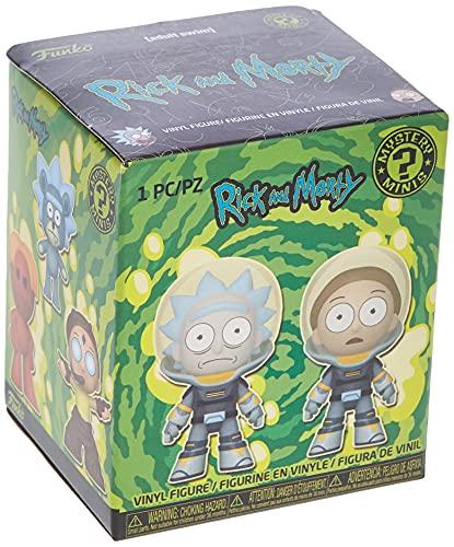 Funko Mystery Mini: Rick And Morty - One Mystery Mini Figure