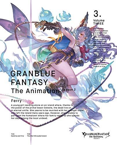 GRANBLUE FANTASY The Animation Season 2 3(完全生産限定版) [Blu-ray]