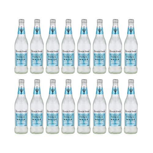 Fever Tree – Mediterranes Tonic Water 16 x 500 ml Flaschen