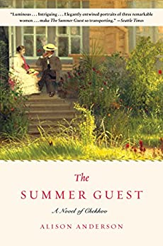 The Summer Guest: A Novel by [Alison Anderson]