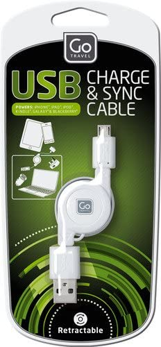 Go Travel USB Charging Cable Set with 3 Heads 30 Pin Apple Micro Mini USB product image