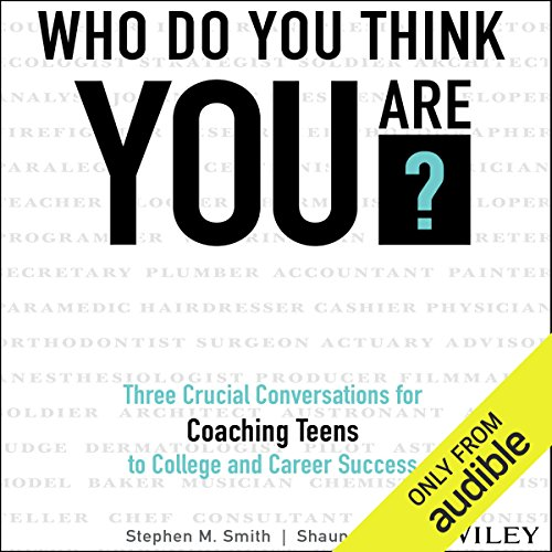 Who Do You Think You Are? audiobook cover art