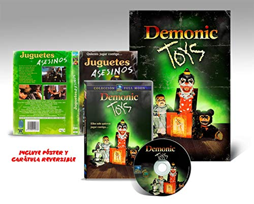 Oferta de Demonic Toys DVD 1992 Juguetes Asesinos