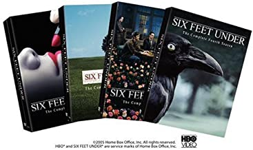 Six Feet Under - The Complete First Four Seasons