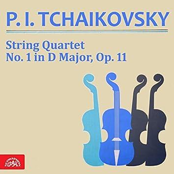 Tchaikovsky: String Quartet No. 1 in D Major, Op. 11