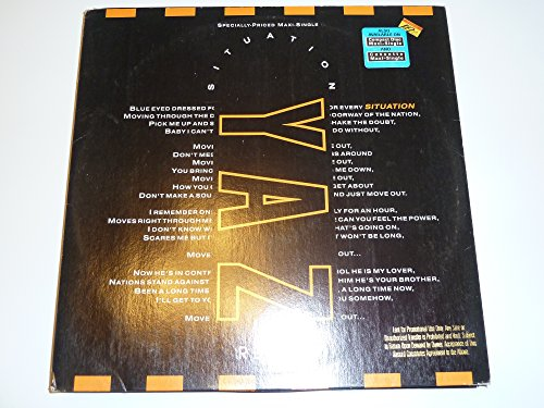 Situation / State Farm [Vinyl] YAZ