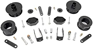 Rough Country - 656-2.5-In Suspension LIFT Kit For 07-18 Jeep JK Wrangler, 1 Pack