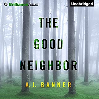 The Good Neighbor audiobook cover art