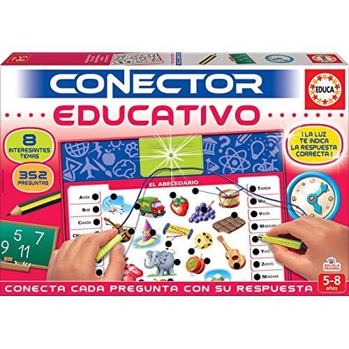 Educa- Educativo Juego Connector para Niños, Multicolor (17203)
