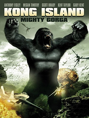 Kong Island - Mighty Gorga