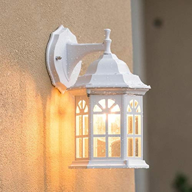 XY&XH Wandlampe, Vintage minimalistische aluminium birdcage Wandleuchte Loft LED E27 220 V Wandleuchte für wohnzimmer schlafzimmer flur restaurant