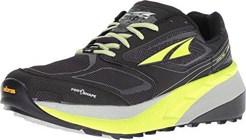 ALTRA Men's AFM1859F Olympus 3 Running Shoe, Black/Yellow - 9.5 D(M) US