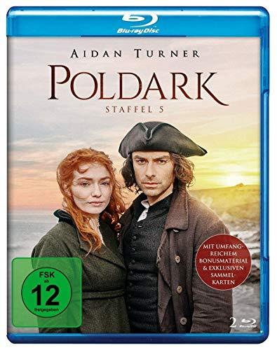Poldark - Staffel 5 [Blu-ray]