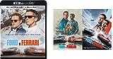 【Amazon.co.jp限定】フォードvsフェラーリ 4K UHD(オリジナルクリアファイル付き) [4K ULTRA HD+ブルーレイ] [Blu-ray]
