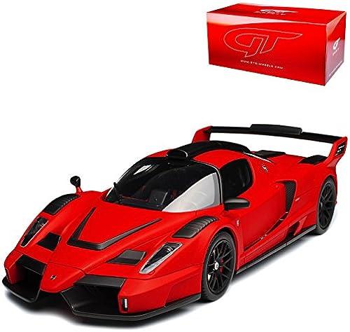 GT Spirit Ferrari Enzo FXX Gemballa MIG-U1 Rot Coupe Nr 766 1 18 Modell Auto mit individiuellem Wunschkennzeichen