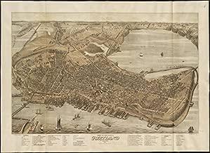 Best vintage portland map Reviews