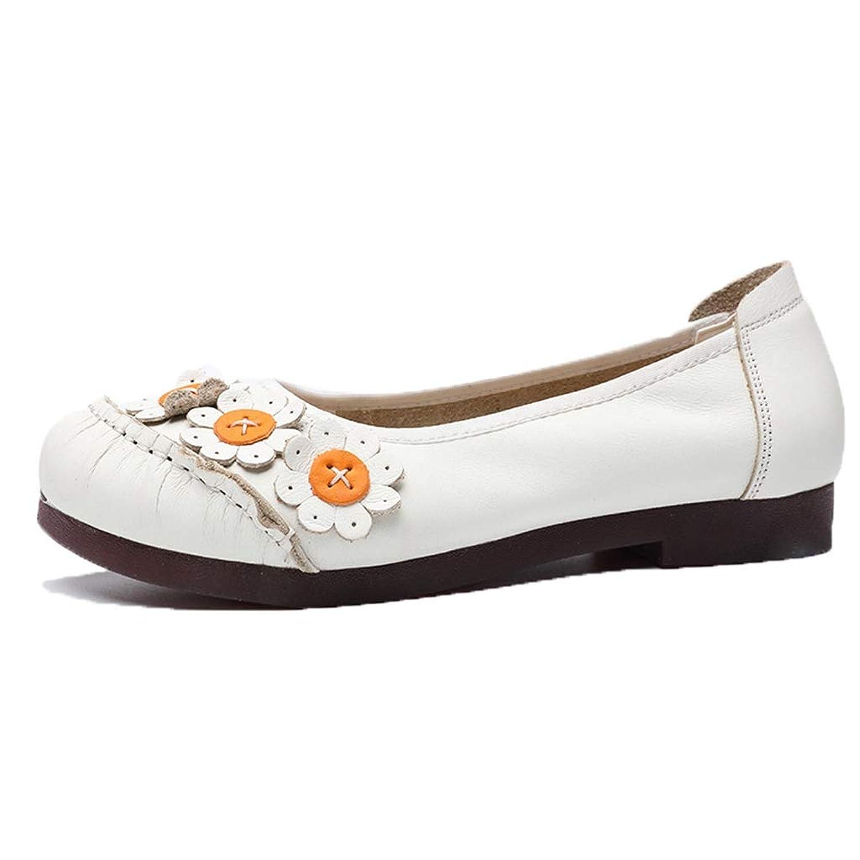 [ランボ] バレエシューズ フラットシューズ 低反発 アーチコンタクト やわらかい パンプス 痛くない 脱げない レディース 靴 歩きやすい ローヒール コンフォートシューズ 小さいサイズ 大きいサイズ
