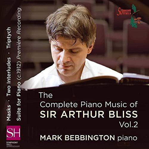 Bliss:Complete Piano Music 2 [Mark Bebbington] [SOMM: SOMMCD 0148]