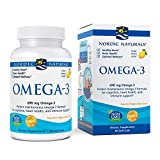 Nordic Naturals Omega-3, Lemon Flavor - 690 mg Omega-3-60 Soft Gels - Fish Oil - EPA & DHA - Immune Support, Brain & Heart Health, Optimal Wellness - Non-GMO - 30 Servings