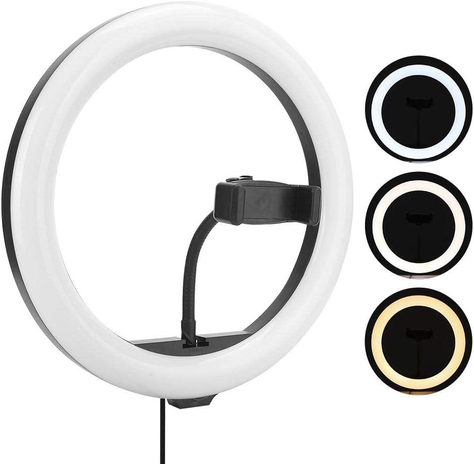 PLLO Over item handling ☆ Makeup Light Portable LED 100% quality warranty Indoor 26cm Prot Fill Eye