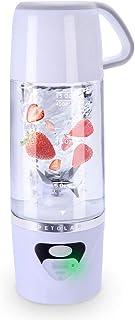 comprar comparacion Batidoras de Vaso Individuales, 600ML Mini Licuadora Eléctrica, Recargable Juice Blender con USB, para Zumos de Fruta y Ve...