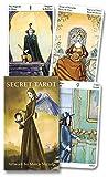 Mini Secret Tarot/Tarot Secreto/Das Tarot Der Geheimnisse/Le Tarot Des Secrets