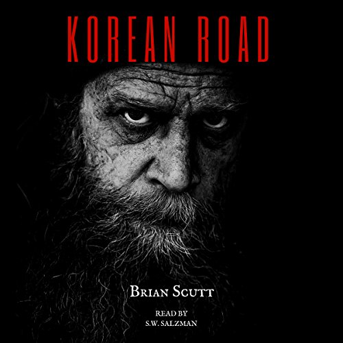 Korean Road audiobook cover art
