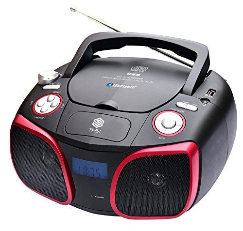 bocina con radio de la marca Select Sound