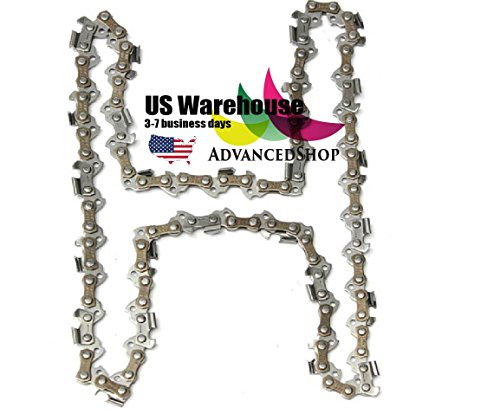 AdvancedShop 14 Inch Chain Saw Chain Blade voor Stihl MS170 MS180 [US Magazijn]