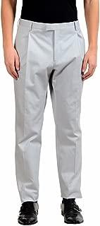 Salvatore Ferragamo Men's Powder Blue Dress Pants Size US 40 IT 56