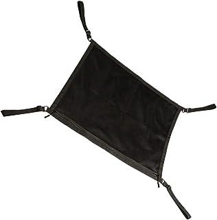 Garneck Bolso de rede ajustável para teto de carro, bolsa organizadora de telhado, bolsa de armazenamento para caminhões