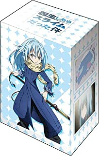 That Time I Got Reincarnated as a Slime Rimuru Card Game Character Deck Box Case Holder Collection V2 Vol.687 Anime Art