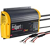 ProMariner ProSport 12 Gen 3 Heavy Duty Recreational Series On-Board Marine Battery Charger - 12 Amp - 2 Bank consumer electronics