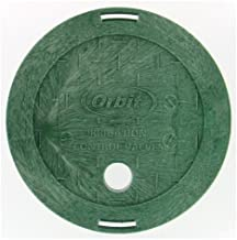 Orbit 53220 6-Inch Circular Valve Box Lid Only (Discontinued by Manufacturer)